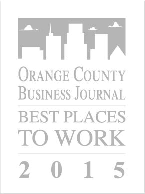 OCBJ Best Places to Work Award