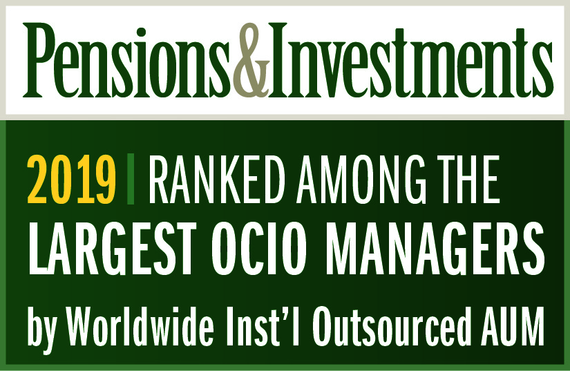 Pensions & Investments Largest OCIO Managers by Worldwide Institutional Outsourced AUM