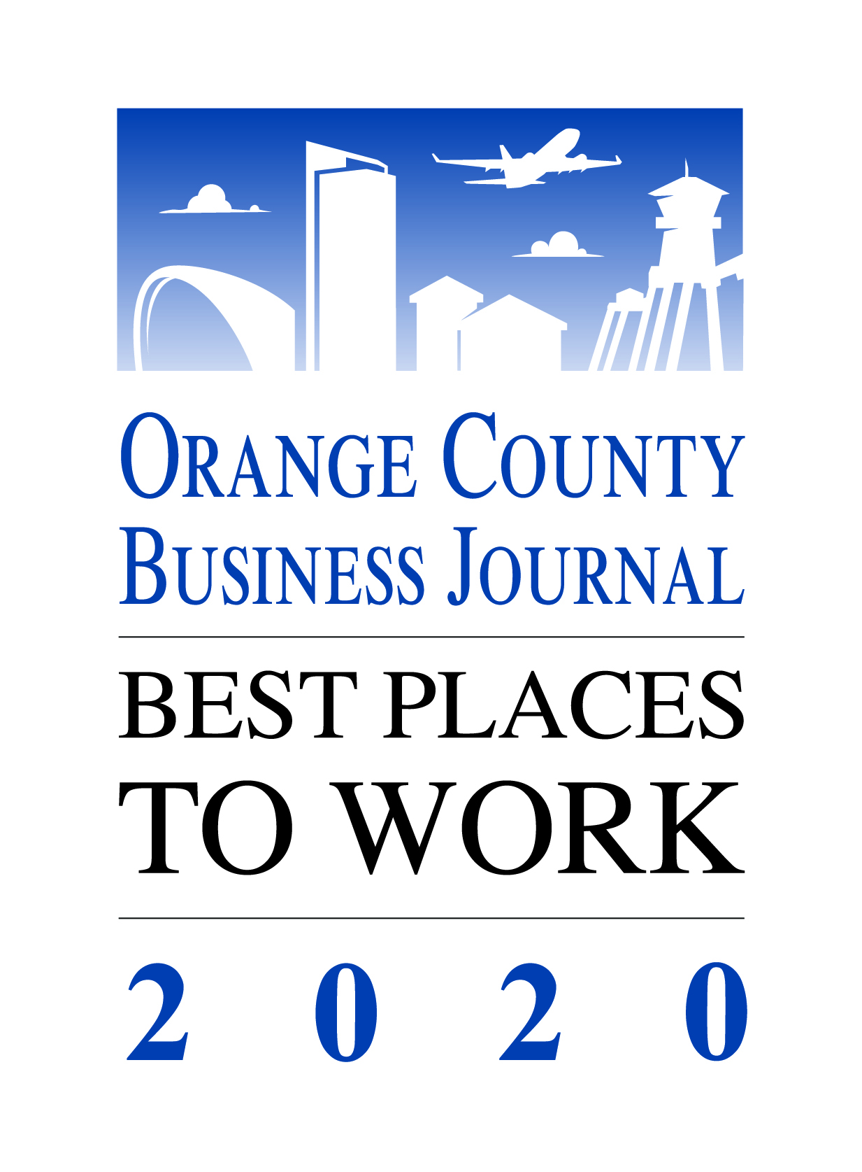 2020 Best Places to Work in Orange County