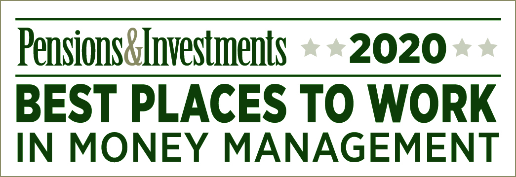 2020 Best Places to Work in Money Management